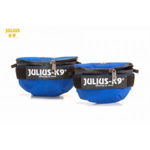 IDC Universal Saddle Bag - Size Mini to 4 - Blue