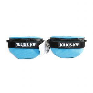 IDC Universal Saddle Bag - Size Mini to 4 - Aquamarine