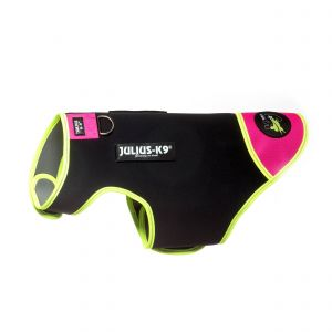IDC Waterproof Dog Vest - Medium - Pink