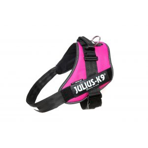 IDC Powerharness - Size 4 - Dark Pink