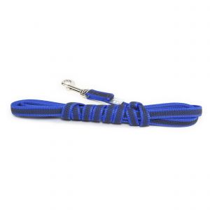Blue K9 Super Grip Narrow (14mm) 3 m - With Handle