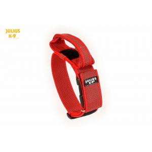 RED K9 Dog Collar 2015