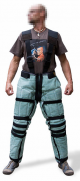 civil protection trousers