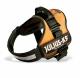 Orange Collar Julius-K9 Powerharness Size 3