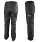 K9 waterproof trousers Black, Size: 52