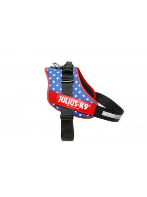 American Flag Dog Harness - Extra Large (size 4)