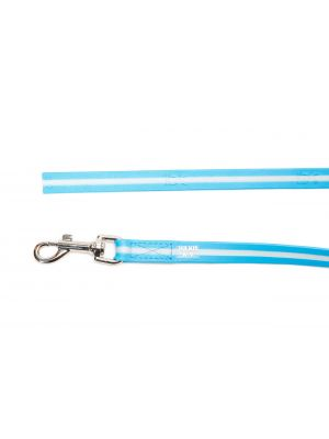 2m Red Lumino Fluorescent Dog Lead (No Handle)