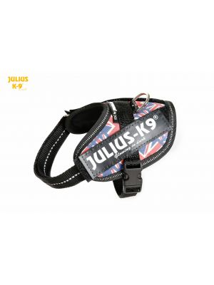 Union Jack Dog Harness - Small Puppy (Baby 1)
