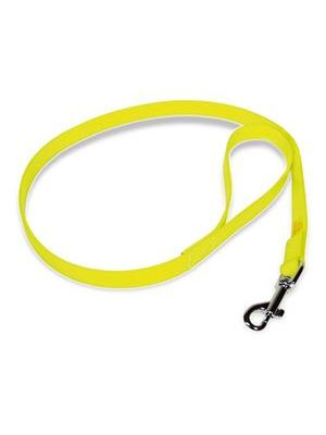 2m Green Lumino Fluorescent Dog Lead (With Handle)