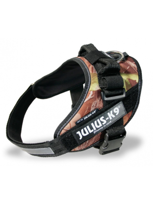 IDC Powerharness Woodland - Size 0 - Front View