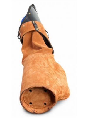 leather bite sleeve