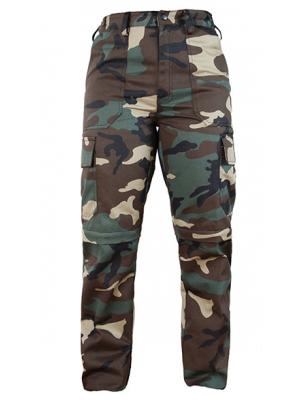 K9 zipp-off Military trousers