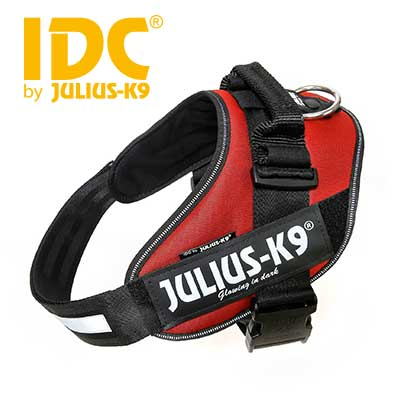 IDC Powerharness Burgundy