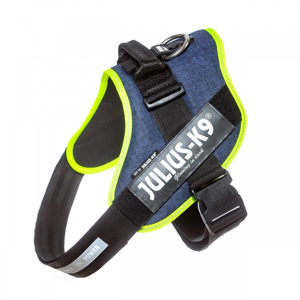 IDC Powerharness Denim Neon
