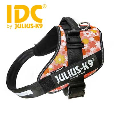 IDC Powerharness Floral Pink