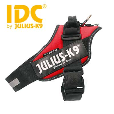 IDC Powerharness Red